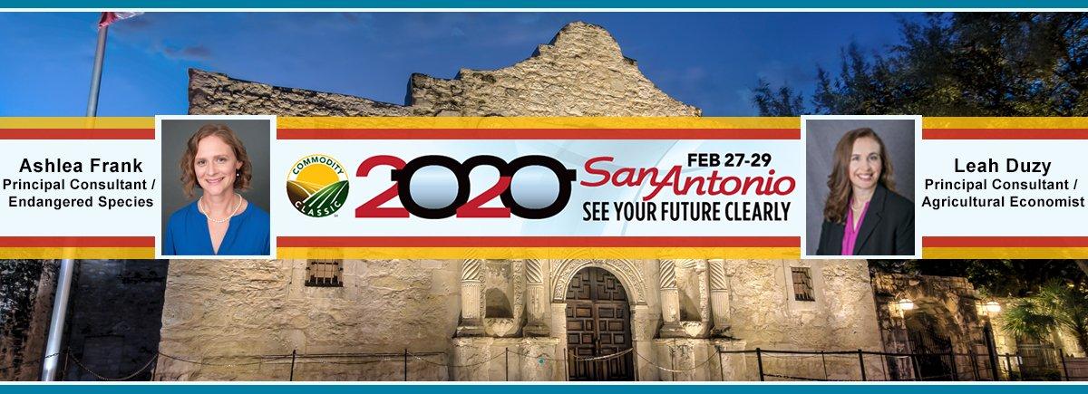 Commodity Classic Workshop - February 27-29, 2020