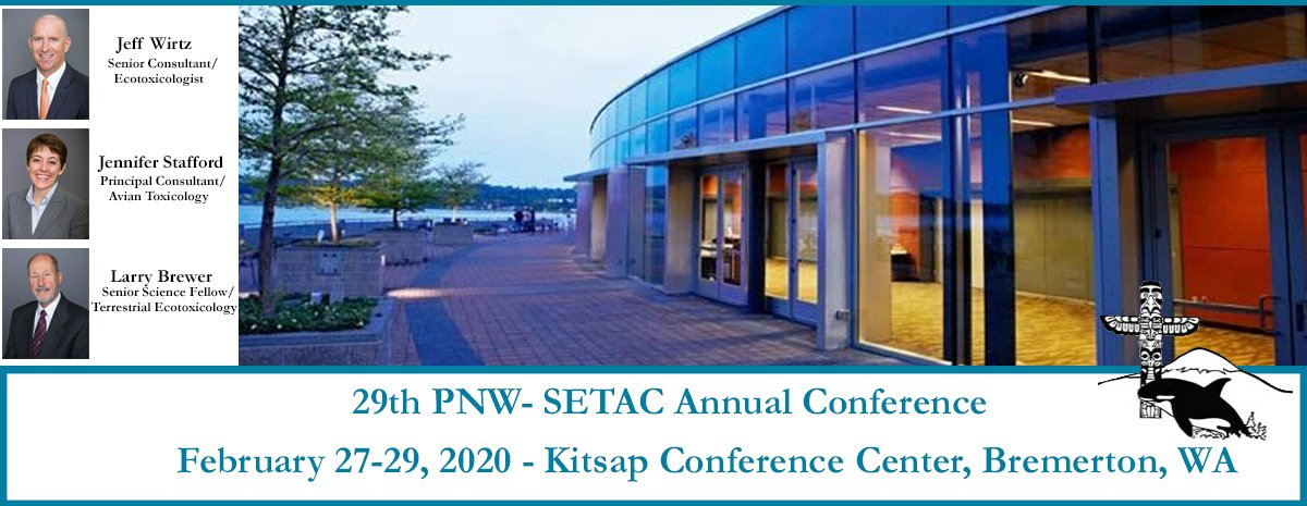 PNW SETAC Annual Conference - February 27-29, 2020