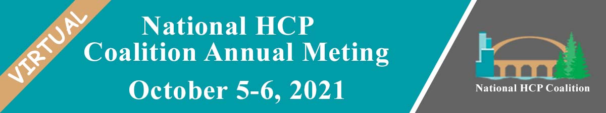 2021 National HCP Coalition Meeting
