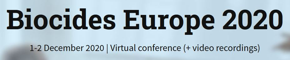 CSI Consultants Anna Rowbotham, Sian Roberts and Lorna Phillips to Attend Biocides Europe 2020 Virtual Conference (1-2 December)