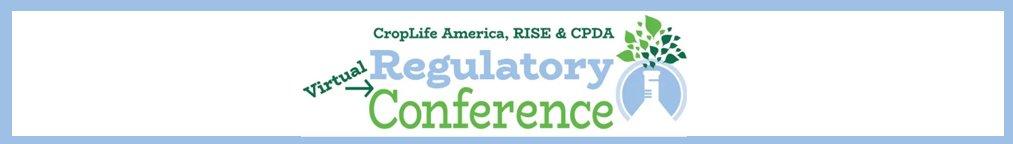 CropLife America (CLA) RISE & CPDA Conference Logo
